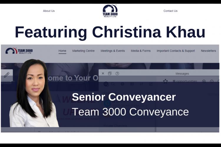 Team 3000 Senior Conveyancer
