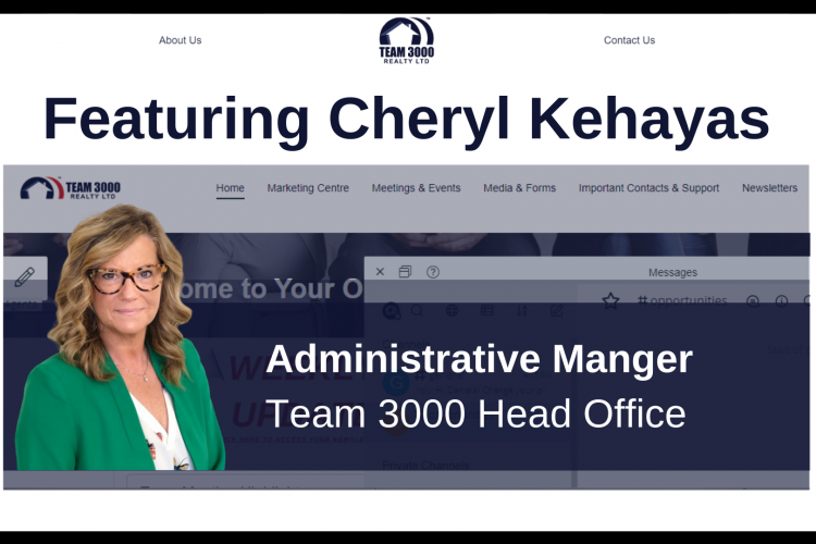 Team 3000 Administrative Manager