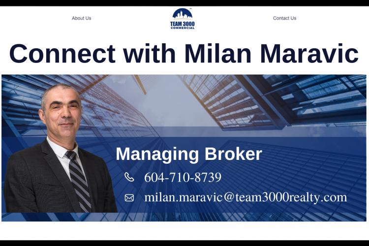 Team 3000 Commercial Managing Broker