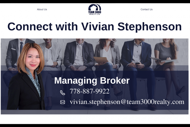 Vivian Stephenson Managing Broker