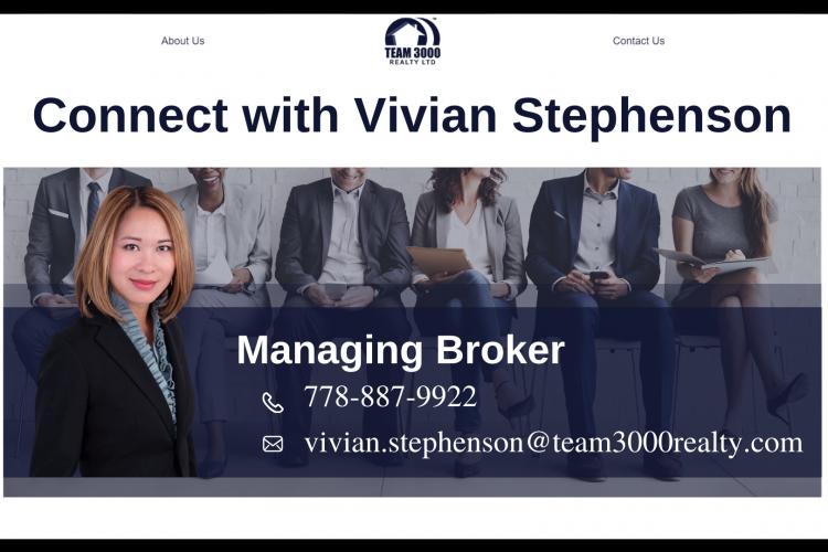 Vivian Stephenson Managing Broker